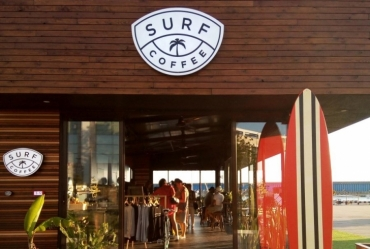 Кофейня Surf Coffee
